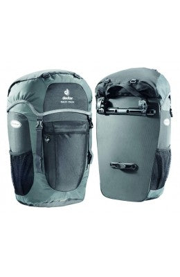 Deuter Rack Pack LR 32, black-granite