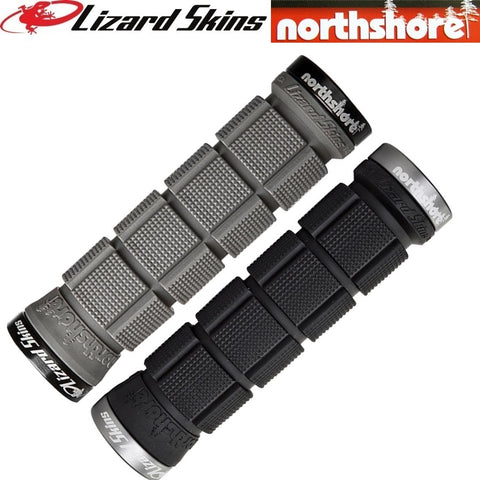NORTHSHORE Lock-On Handlebar Grip - Lizard Skins