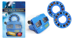 THE POLAR EXPRESS™ 3-D Picture Viewer