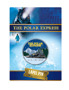 THE POLAR EXPRESS™ Train Mountain Lapel Pin