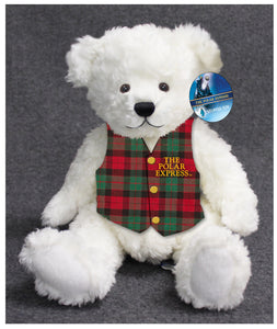 THE POLAR EXPRESS™ Teddy Bear Plush