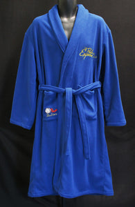 THE POLAR EXPRESS™ Blue Fleece Robe  YOUTH