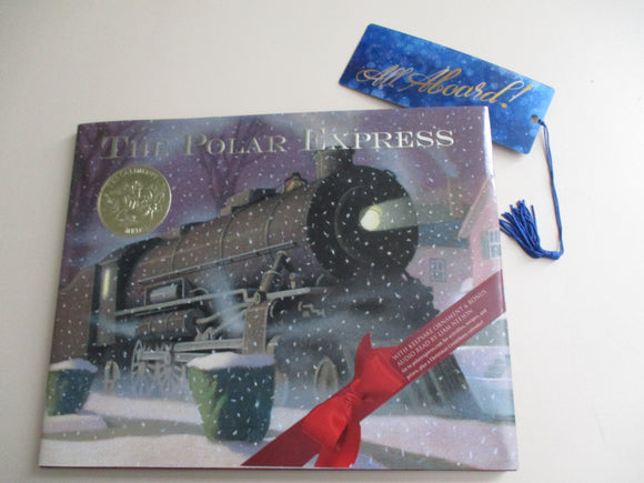 THE POLAR EXPRESS™ Book and Bookmark Set