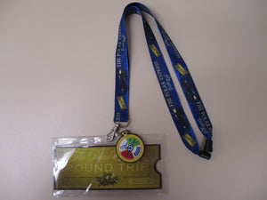 THE POLAR EXPRESS™ Lanyard with golden ticket and watch charm