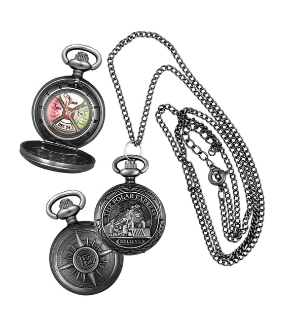 THE POLAR EXPRESS™ Pendant Watch Necklace