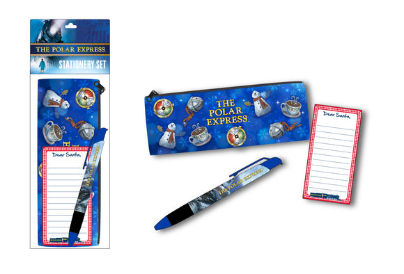 THE POLAR EXPRESS™ Stationery Set