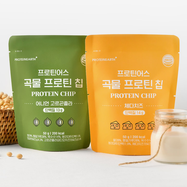 Protein Earth 蛋白脆片