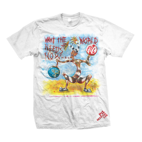 What the World Needs Now Color T-Shirt