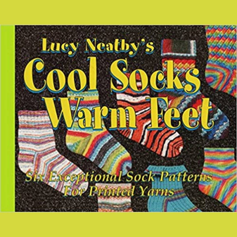 "Ebook ""Cool Socks Warm Feet"" by Lucy Neatby"
