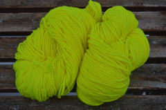 Highlighter - Snowy Owl Worsted