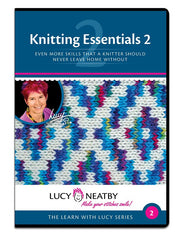 Knitting Essentials 2 by Lucy Neatby - online