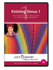 Knitting Venus 1 by Lucy Neatby - online