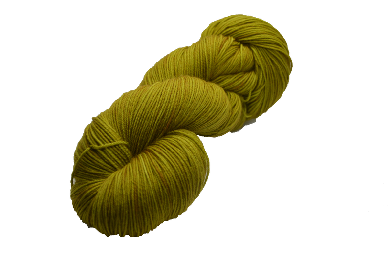 Olive Tree - Chickadee Sock/Fingering