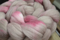 Rose Finch - BFL roving