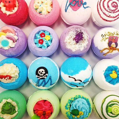 Bubble Bath and Bath Bombs