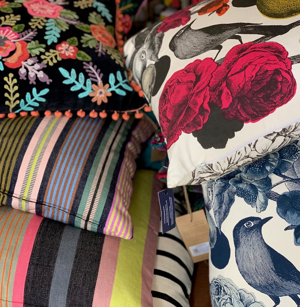 Cushions and Soft Furnishings