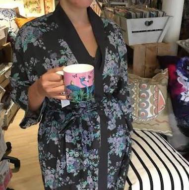 Dressing Gowns, Pyjamas and Lingerie