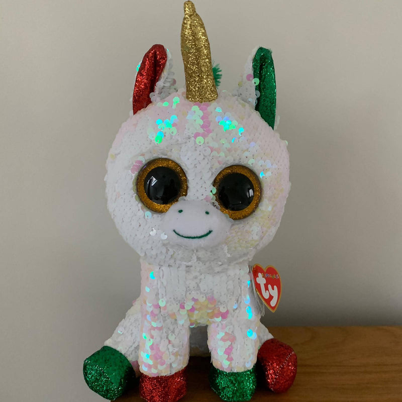 Ty Flippables Limited Edition Christmas - Medium Stardust-was £16.95 now
