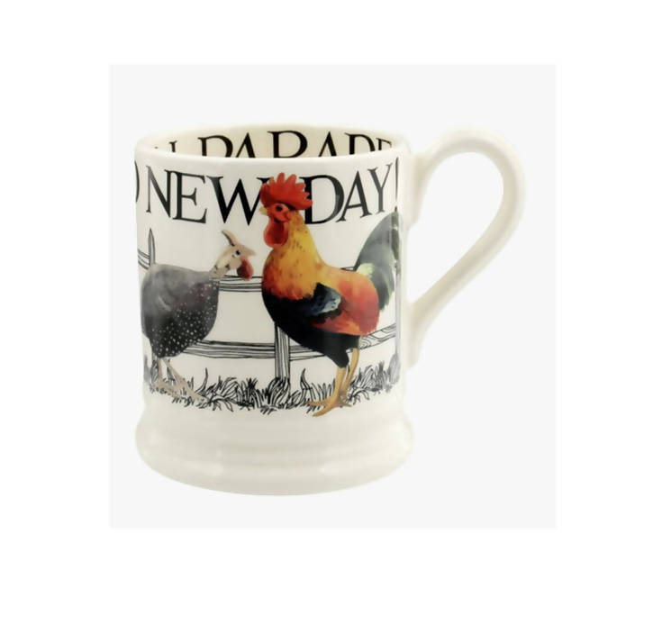 Emma Bridgewater Rise and Shine 1/2 pint mug
