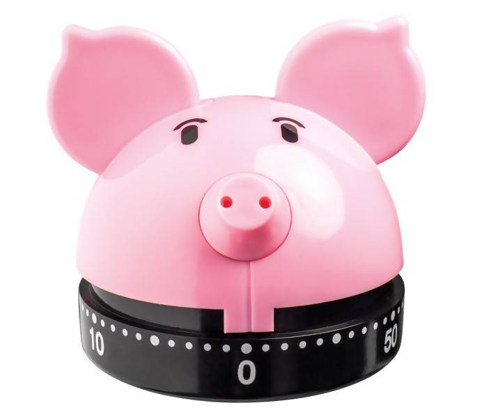 Judge Wind Up 60 Minute Kitchen Timer - Pig