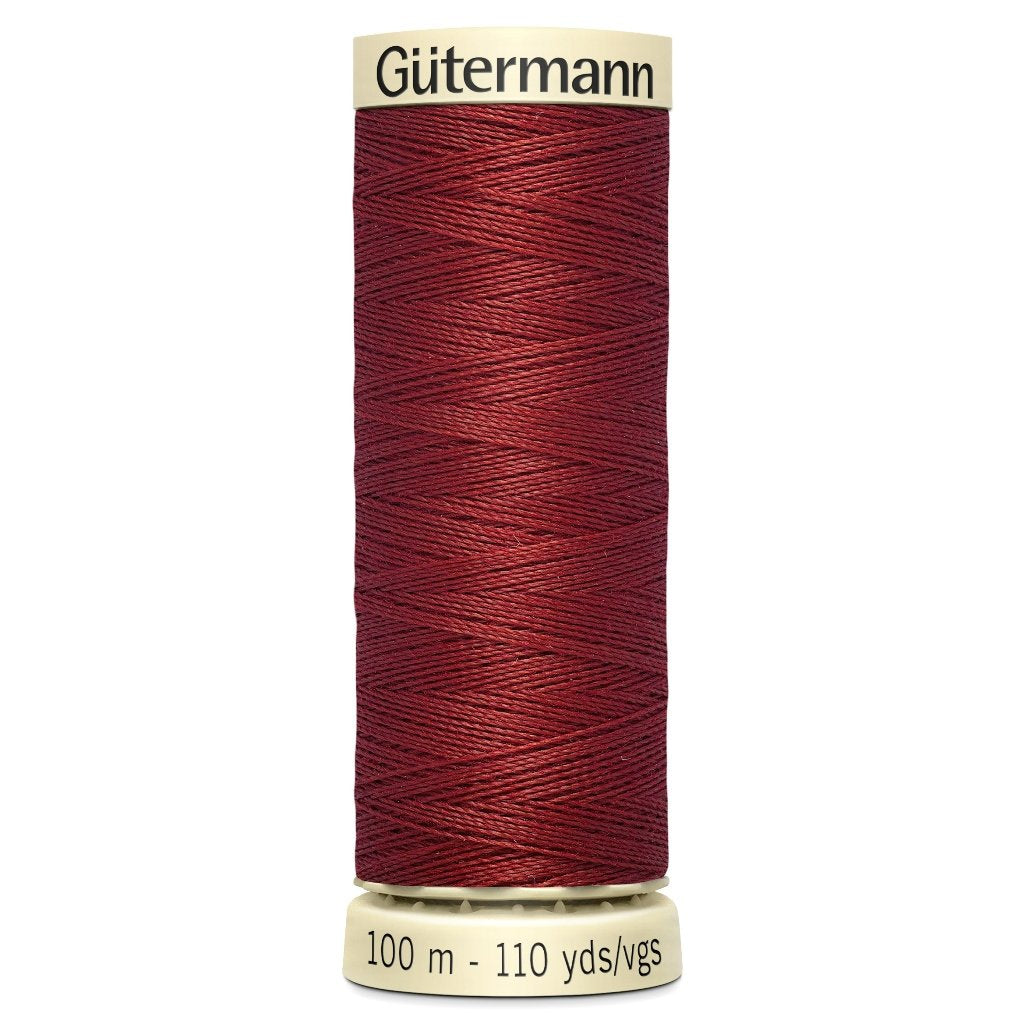 Sew-All Thread:100m 2T100 - Reds, Pinks and Purples