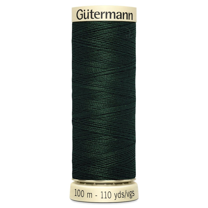 Sew-All Thread:100m 2T100 - Greens and Browns