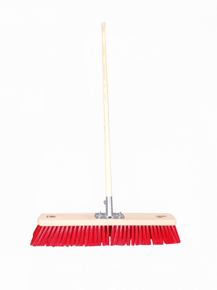 Stiff PVC Bristle Broom