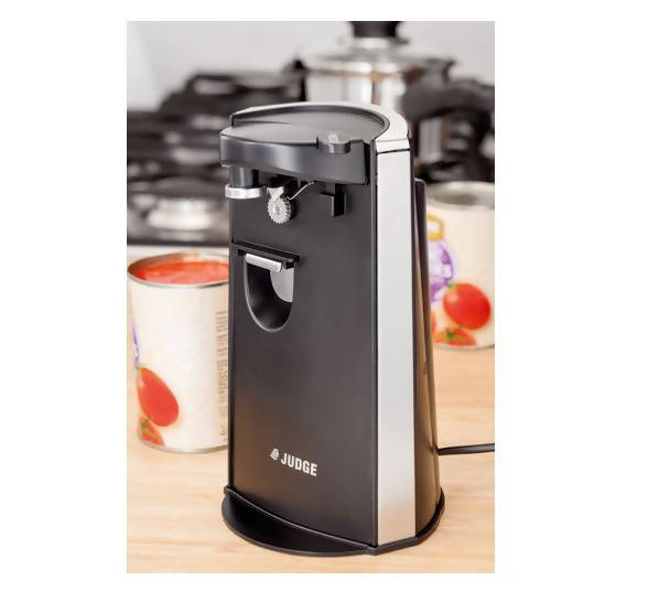 Judge Electric Can Opener 3 in 1 Knife Sharpener and Bottle Opener