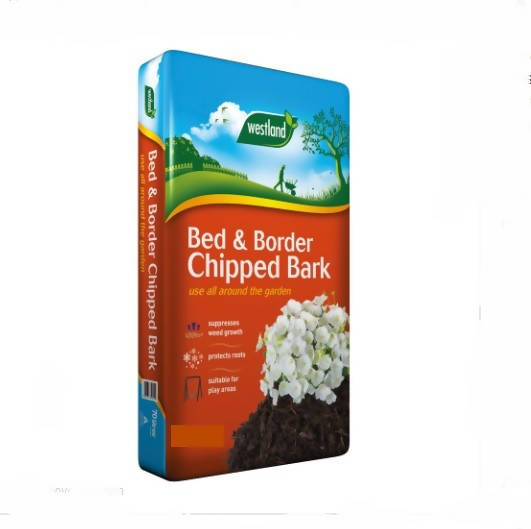 Westland Bed and Border Bark 70 Litre