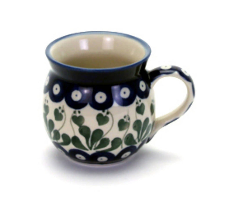 Polish Pottery Ladie's Mug