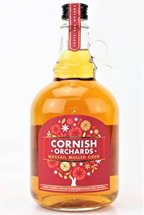 Cornish Orchards Mulled Cider Flagon