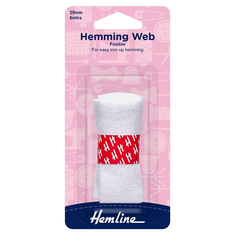 Hemming Web: Fusible