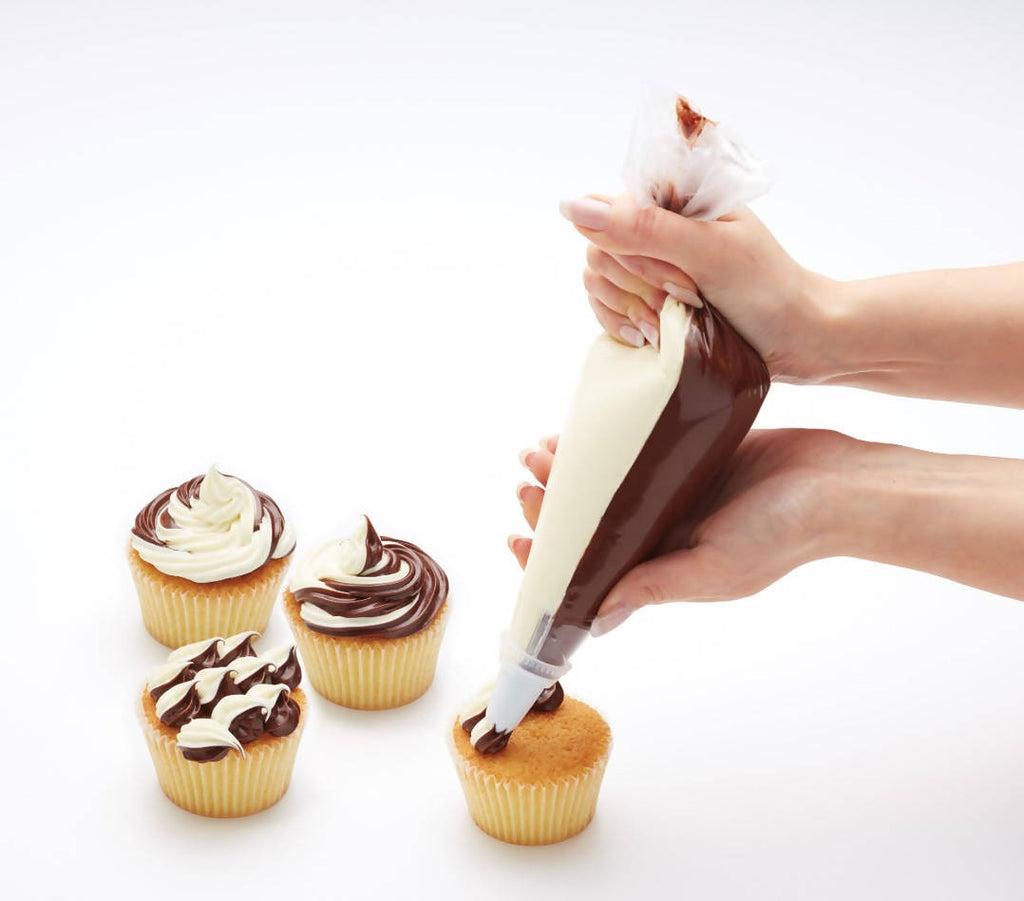 Kitchen Craft Sweetly Does It Dual Icing Set