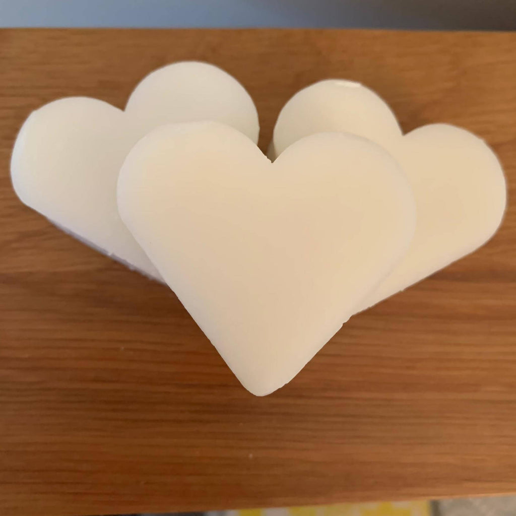 Small Christmas Guest Soaps - White Christmas-was £2.00 now