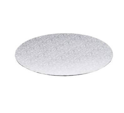 "Kitchen Craft Sweetly Does It Silver 25cm / 10"" Round Cake Board"