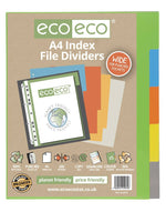 Filing - Eco Eco File Dividers