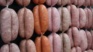 Sausages pack of 6