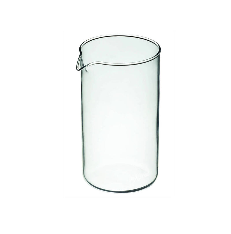 Le'Xpress 8 Cup Cafetiere Replacement Glass 1 Litre