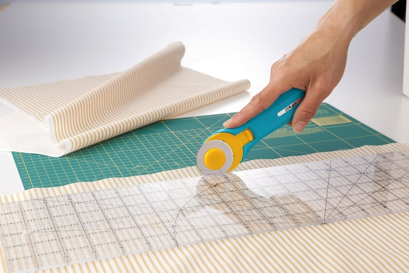 Ruler Quilting: Non Slip: 6 x 24 inch