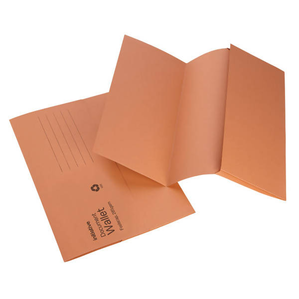 Foolscap Document Wallet