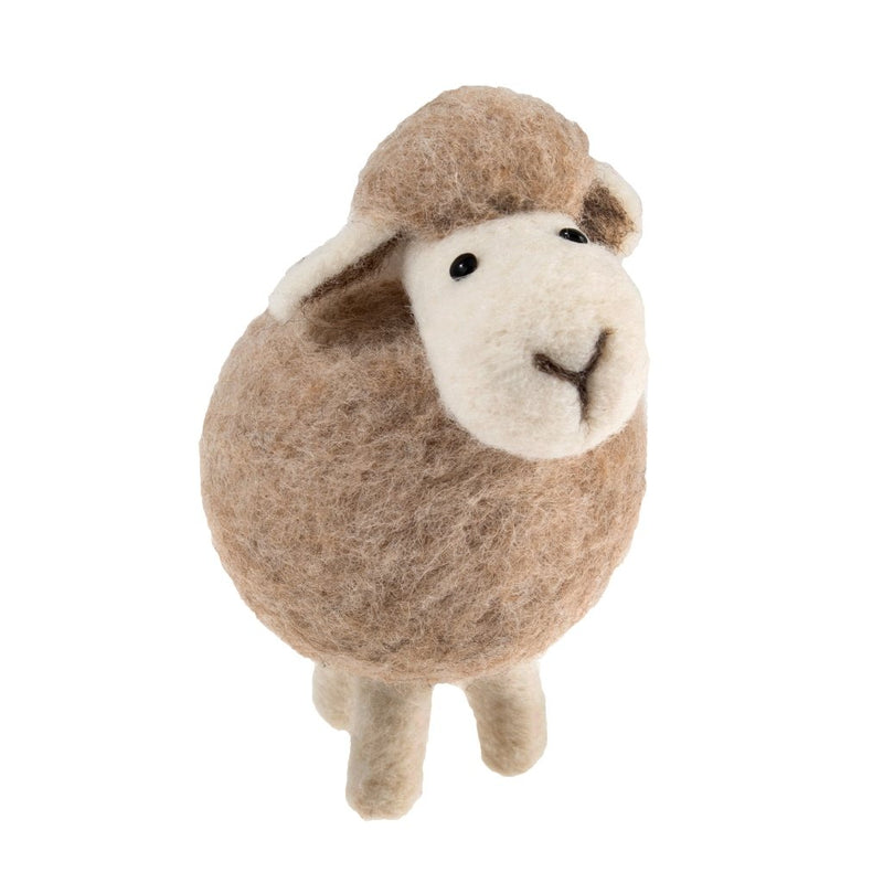 Needle Felting Kit: Sheep