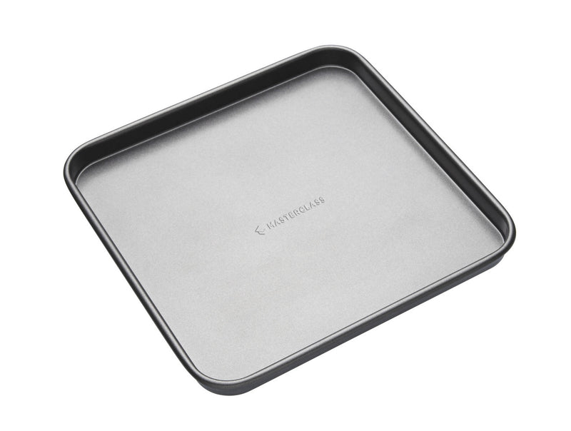 Masterclass Non Stick 26cm Square Baking Tray