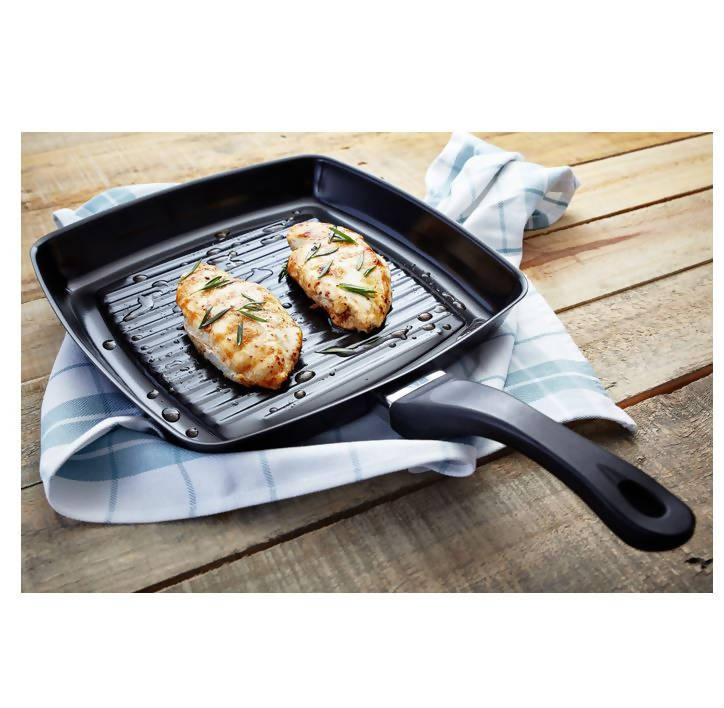 Judge Essentials Ribbed Grill Pan