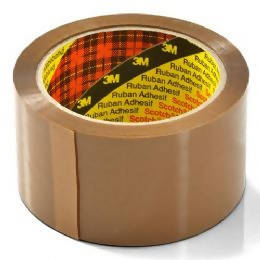 3M Brown Packaging Tape (50mm)
