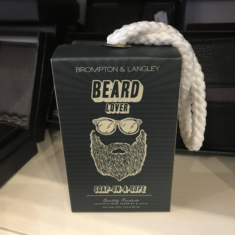 Soap on a Rope - Beard Lover
