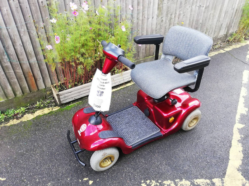 PRE OWNED Wheeltech Monte Carlo Scooter