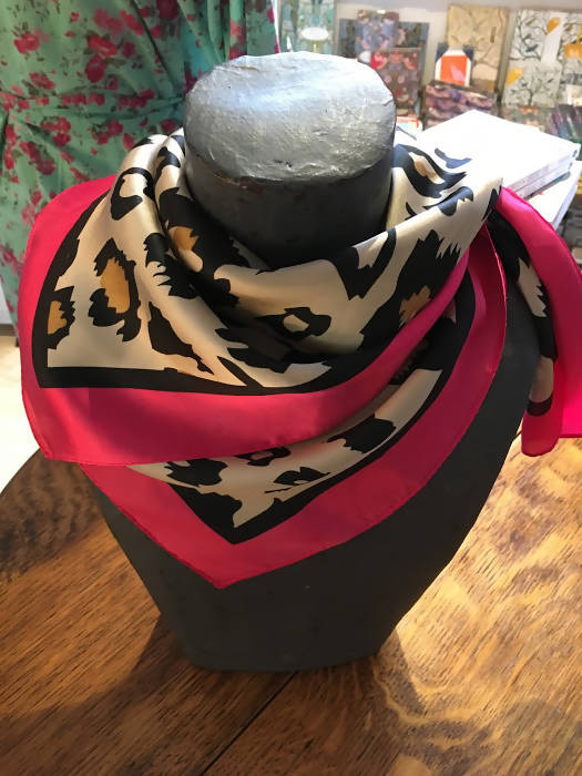 Silky Scarf Square