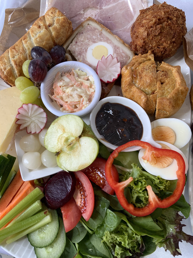 The Ultimate Ploughman's Platter