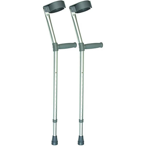 Days Adjustable Crutches