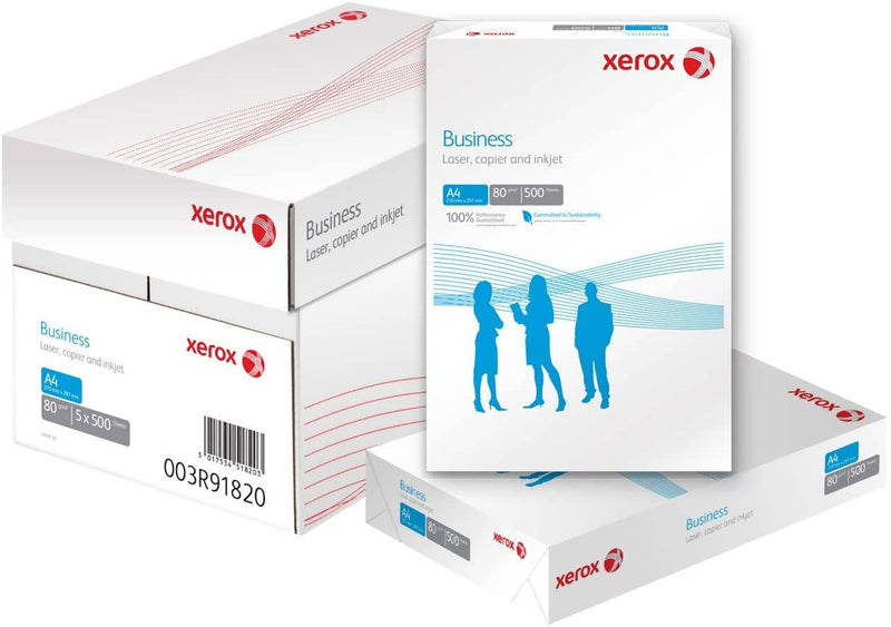 Paper - Xerox A4 Business 80gm - 500 sheets